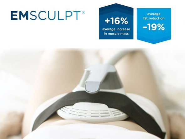 Emsculpt. Body Sculpting